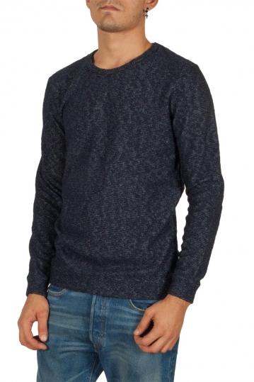 Minimum Noshiro sweatshirt dark navy melange