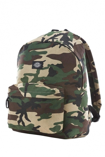 Dickies Owensburg canvas backpack camo