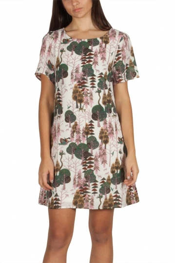 Migle + me Wild Forest mini dress