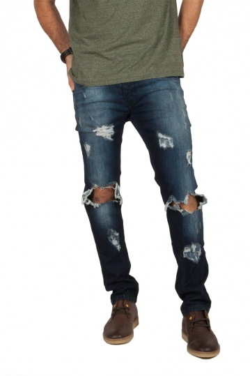 Loyalty & Faith Mold slim fit distressed jeans