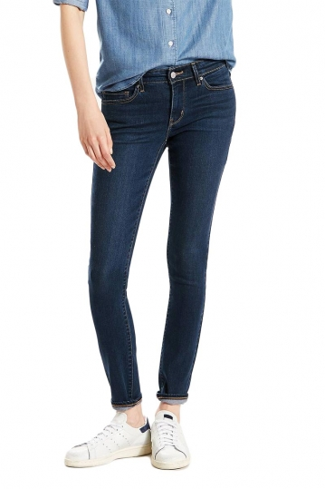 Women's LEVI'S® 711 skinny jeans city blues