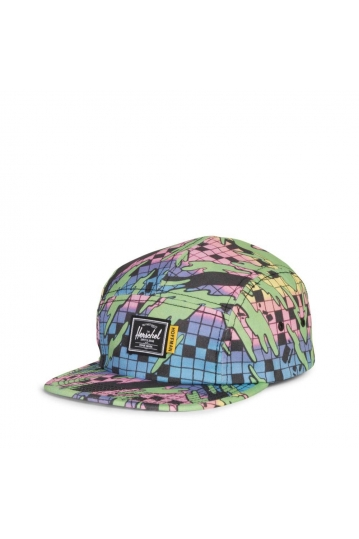 Herschel Supply Co. Glendale Hoffman cap check/surf