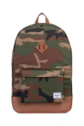 Herschel Supply Co. Heritage backpack woodland camo/tan