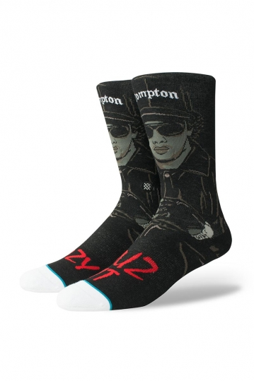 Stance Eazy Duz It men's socks black