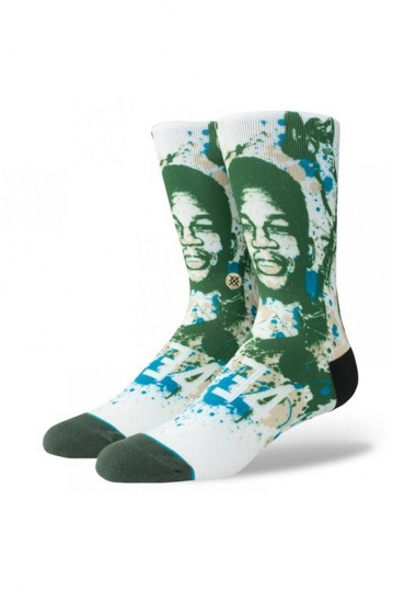 Stance Giannis Splatter men's socks multi