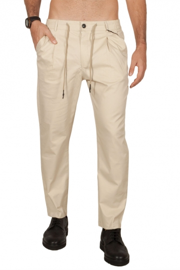 Anerkjendt Banks men's pants beige