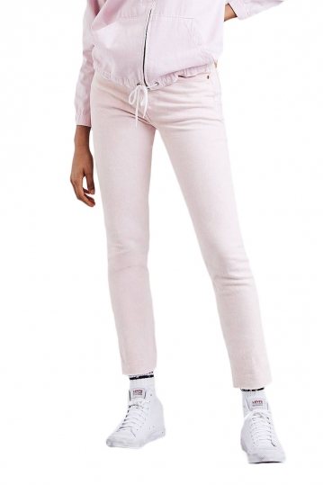 Women's LEVI'S 501® skinny Jeans acid light lilac