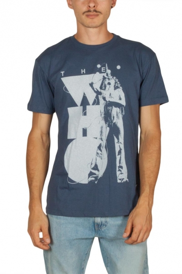 Amplified The Who Daltrey Tassels t-shirt vintage indigo