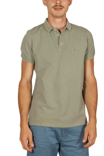 Best Choice men's pique polo shirt olive