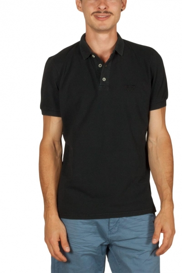 Best Choice men's pique polo shirt black