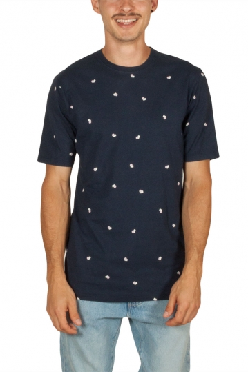 Minimum Canten men's t-shirt navy