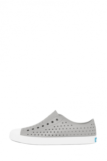 Native women's shoes Jefferson pigeon grey/shell white