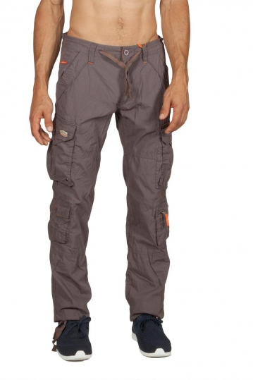 Ritchie multipocket cargo pants storm grey