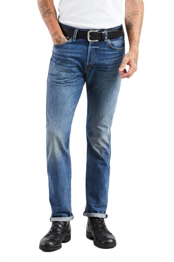 Men's LEVI'S 501® original fit stretch jeans bubbles