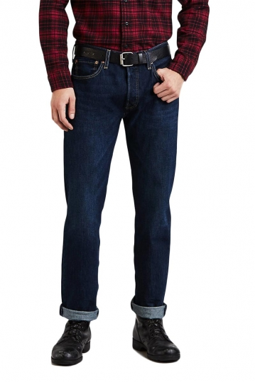 Men's LEVI'S® 501® original fit stretch jeans sponge