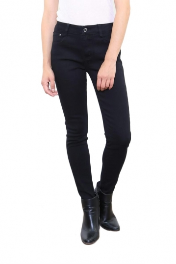 Simply Chic skinny jeans black