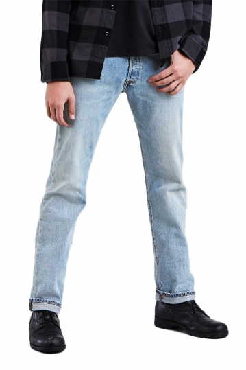 Men's LEVI'S® 501® original fit stretch jeans fauxhawk