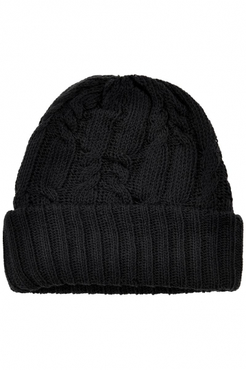 Anerkjendt Brandy men's beanie black