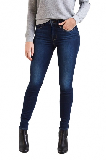 LEVI'S® 721 high rise skinny jeans arcade night