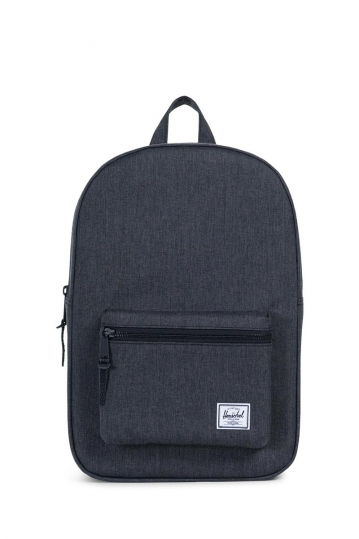 Herschel Supply Co. Settlement mid volume backpack black crosshatch