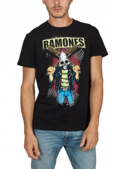 Amplified Ramones t-shirt Gabba Gabba