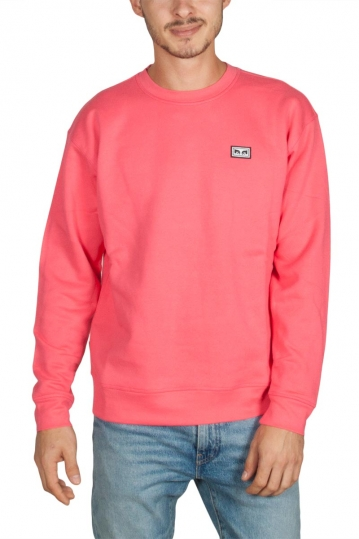 Obey All Eyez crew neck sweatshirt