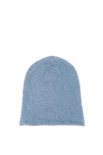 Rut and Circle Ferdone beanie mid blue