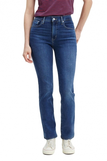 LEVI'S® 724 high rise straight jeans level out