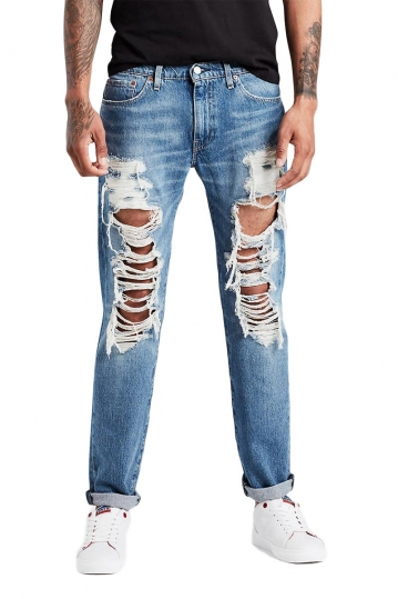 Men's LEVI'S 511™ slim fit jeans cat scratch warp