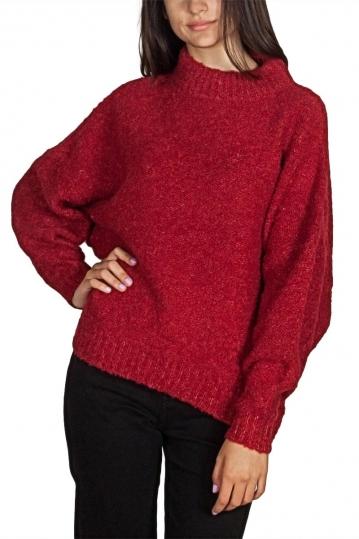 Minimum Tutt women's jumper deep red