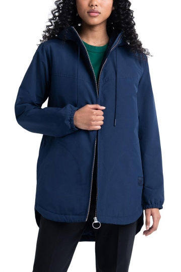 Herschel Supply Co. women's insulated water-resistant jacket peacoat
