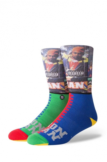 Stance Ghostface Killah men's socks multi