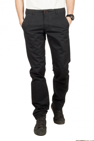Gnious Jagowson chino pants black
