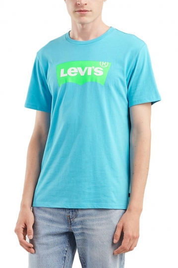 LEVI'S® Housemark graphic T-shirt norse blue